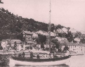Die Leiv Eiriksson als Vorbild beim Wiederaufbau