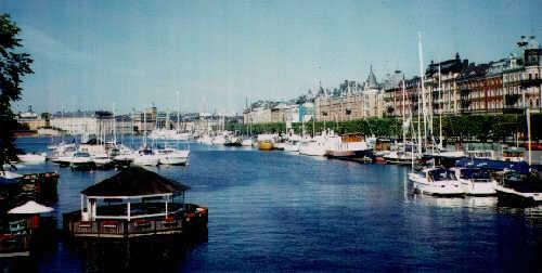 Hafentag in Stockholm