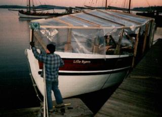 Eröffnung der Zeltsaison im Seequartier